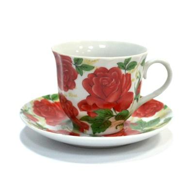 802-527 Набор чайный 12 пр. 250мл DL-F6-009