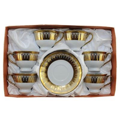 802-567 Набор чайный 12 пр. 230мл Золотой колос 30131