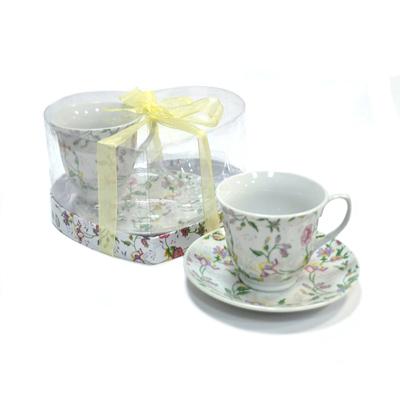 802-581 Набор чайный 4 пр. 230мл Полевые цветы 30075