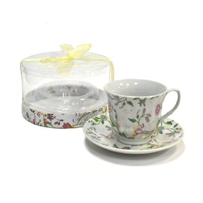 802-588 Чайная пара 230мл Полевые цветы 30045