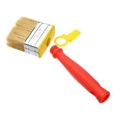 682-051 HEADMAN Кисть мини-макловица пластиковая ручка нат. щетина 30*70