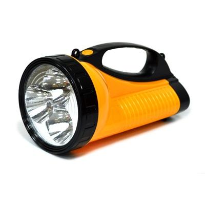 928-005 Фонарь аккумуляторный, 3 светодиода, 9921