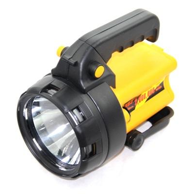 928-007 Фонарь аккумуляторный 1 сверхъяркий светодиод, 152-1