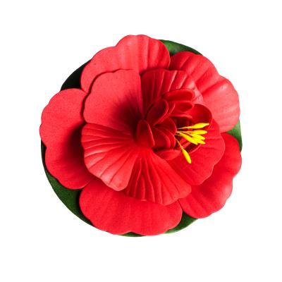 171-001 Лилия декоративная для пруда ПВХ, 10см, 12 цветов