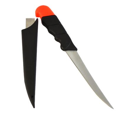 338-488 Нож нетонущий для рыбалки и туризма c ножнами F103