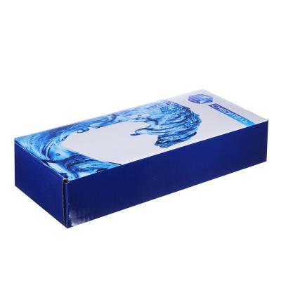 """566-089 Смеситель для кухни, керамические кран-буксы 1/2"""", хром, без подводки, Klabb 12-009"""