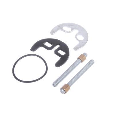 566-170 Смеситель для кухни с боковой ручкой, керамический картридж 40 мм, хром, без подводки, Klabb 13