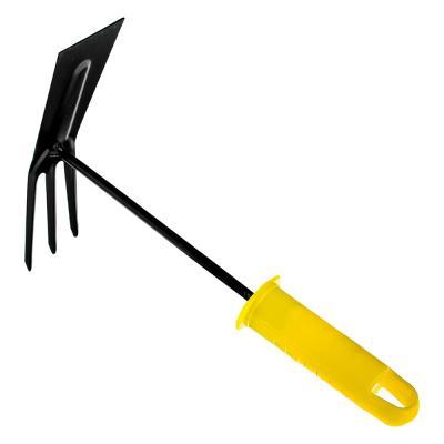 167-065 INBLOOM Мотыжка садовая 22x15см с пластиковой ручкой