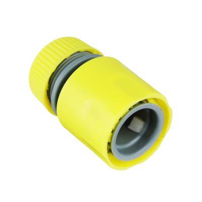 """160-028 INBLOOM Коннектор для шланга d1/2""""  5,5х3,5х3,5"""