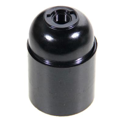 913-002 FORZA Патрон карболитовый электрический подвесной Е27 4А 250В