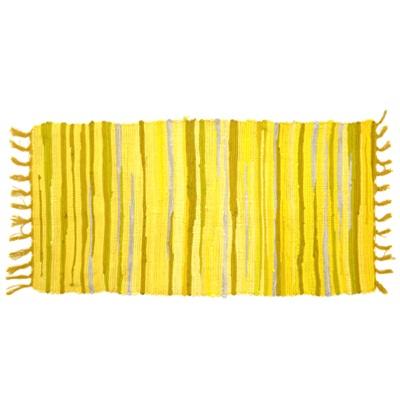 """482-216 Коврик прикроватный 60x120см, """"Сolored stripe"""""""