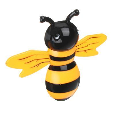 """473-015 INBLOOM Термометр оконный """"Наша Пчела"""" 23x20см, для крепления на стекло, пакет"""