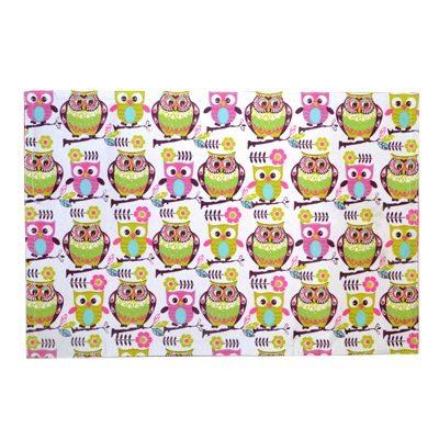 439-225 VETTA Kitchen Мат на стол 30x45см Color owl