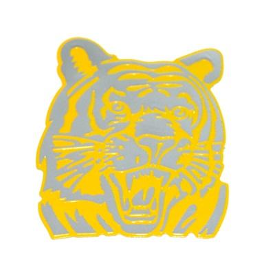 "768-085 Наклейки для автомобиля ""Tiger"", цвет микс"