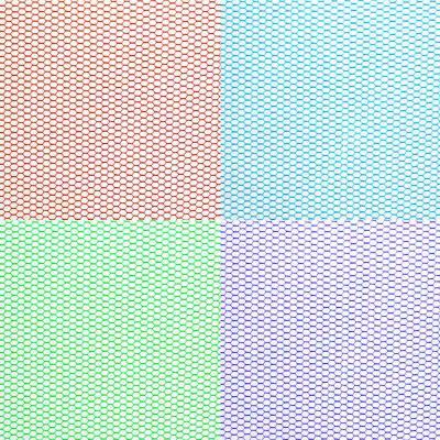 165-002 Москитная сетка для дверей, 1,0 х 2,1 м, на магнитах, 37х17х2