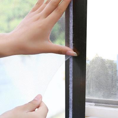 165-005 Москитная сетка для окон с крепежной лентой, 1,3х1,5 м, в пакете, 37х17х2