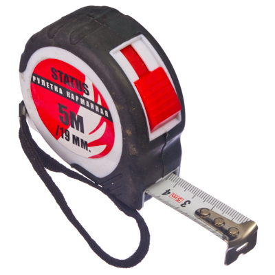 658-015 FALCO Рулетка карманная STATUS (5м х 19мм)