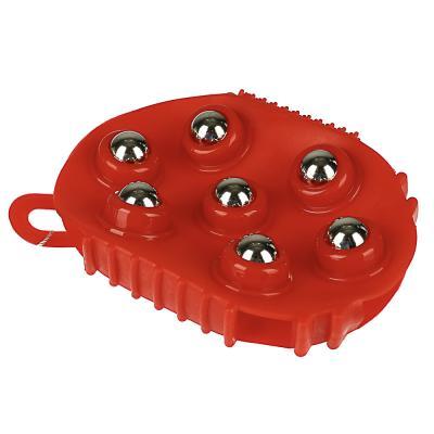 342-042 SILAPRO Массажер для тела, ПВХ, пластик, металл 13,5х9,5см