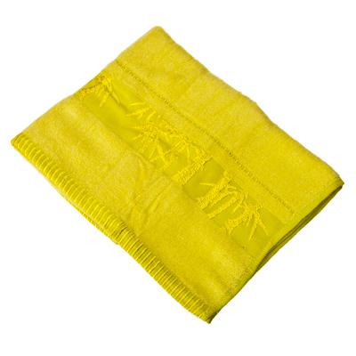 484-318 VETTA Полотенце банное, 100% хлопок, 50x90см, Calabria зелёное