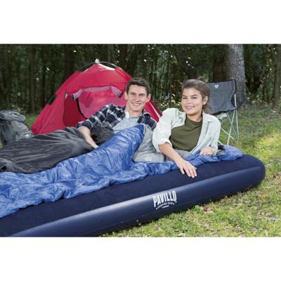 332-002 Кровать надувная двухместная, 191х137х22 см, BESTWAY Full, 67002