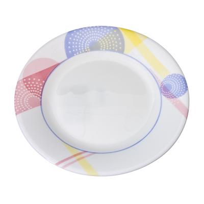 818-426 VETTA Вирбий Тарелка десертная опаловое стекло тонкое 177мм LFBP70/6
