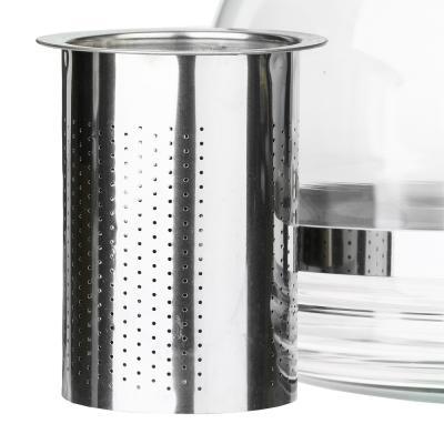 850-101 Чайник заварочный 1,5 л, стеклянный