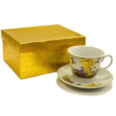 802-155 Набор чайный 4 пр. 220мл 12-69124