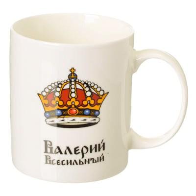 806-517 Кружка 300мл, NBC, Валерий Всесильный