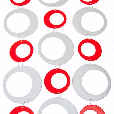 """491-035 Декор пластиковый для интерьера, """"Круг"""""""