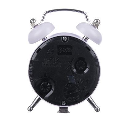 "581-154 LADECOR CHRONO Будильник электронный ""В стиле ретро"", металл, 7,5x5,5x2см, 1xLR44, 4 цвета"