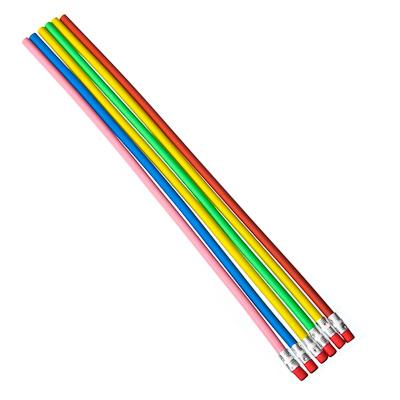 102-045 Набор карандашей 6шт гнущихся
