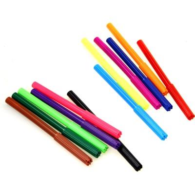 102-046 Фломастеры в наборе, 12 цветов