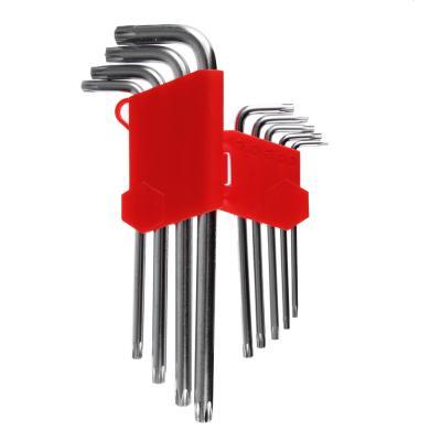 657-076 FALCO Standard Набор ключей TORX-профиль 9пр. (75х3мм-170х9мм)