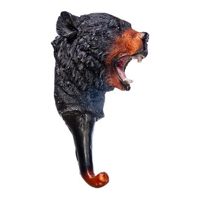"""440-095 Крючок в виде """"Медведя"""", 17см"""