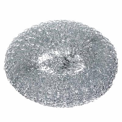 441-017 Набор металлических губок для кухни 3 шт, 15 гр, VETTA