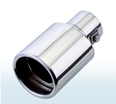 786-021 NEW GALAXY Насадка на глушитель d51мм, NG-MT0234