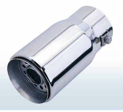 786-022 NEW GALAXY Насадка на глушитель NG-MT0312 d 63mm