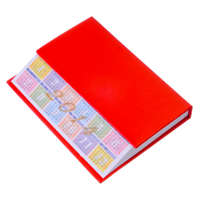 103-049 Блокнот с календарем 2014г, 15х11х2,3см