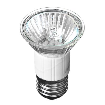 935-006 FORZA Лампа галогенная с защитным стеклом, цоколь E27, 220В, 50Вт, 2800K, ресурс 2 000ч., D50 мм