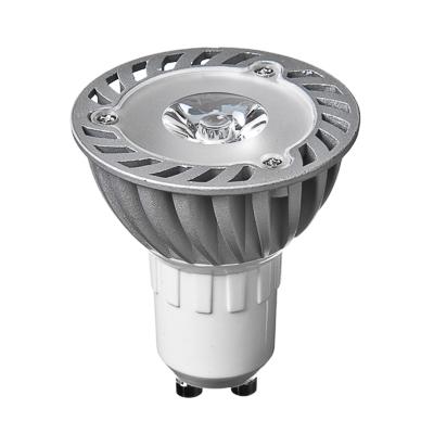 935-021 FORZA Лампа светодиодная высокомощная, цоколь GU10, 1LED, 1Вт, 3500K, 220В, ресурс 30 000 ч.