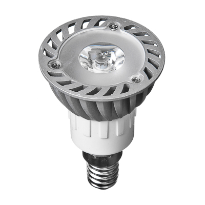 935-022 FORZA Лампа светодиодная высокомощная, цоколь Е14, 1LED, 1Вт, 3500K, 220В, ресурс 30 000 ч.