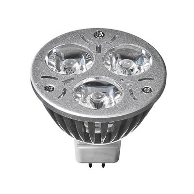 935-024 FORZA Лампа светодиодная высокомощная, цоколь GU5.3, 3 Вт LED, 3Вт, 3500K, 12В, ресурс 30 000 ч.