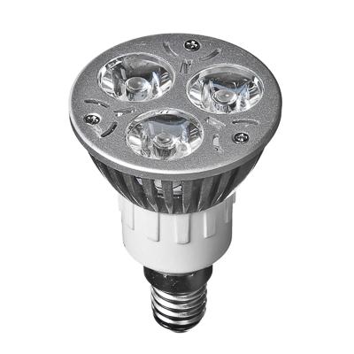 935-026 FORZA Лампа светодиодная высокомощная, цоколь Е14, 3 Вт LED, 3Вт, 3500K, 220В, ресурс 30 000 ч.