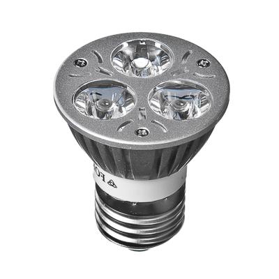 935-027 FORZA Лампа светодиодная высокомощная, цоколь Е27, 3 Вт LED, 3Вт, 3500K, 220В, ресурс 30 000 ч.