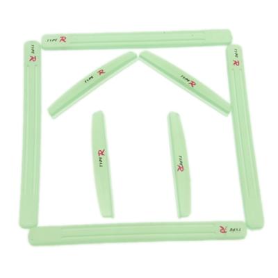 776-018 Накладки противоударные на двери 8 шт. 12 см, 7 см, силикон
