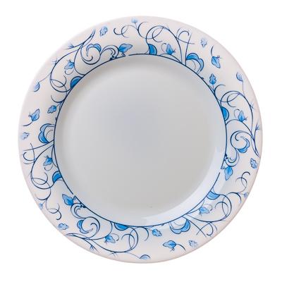 818-613 VETTA Иллирио Тарелка десертная опаловое стекло тонкое 200мм LFBP80/6