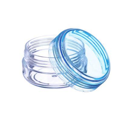 305-132 Контейнер косметический, пластик, d=4,4 см, h=2,5 см
