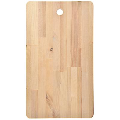 851-065 Доска разделочная деревянная, 18х31х1,2 см, береза