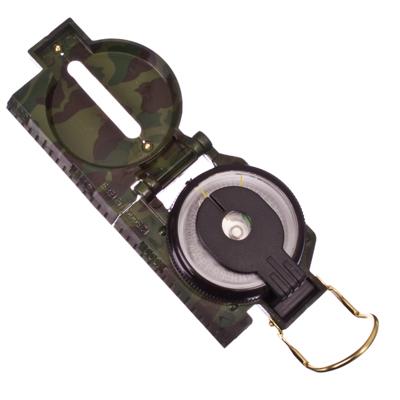 """333-235 Компас военный """"Офицер"""", милитари, 8см, металл"""