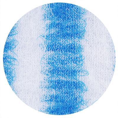 361-021 Мочалка-скрабер, лента, жесткая с ручками, 54х11см, 5 цветов, арт.2102